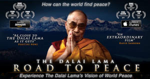 How can the world find peace?